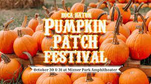 Boca Raton Pumpkin Patch Festival