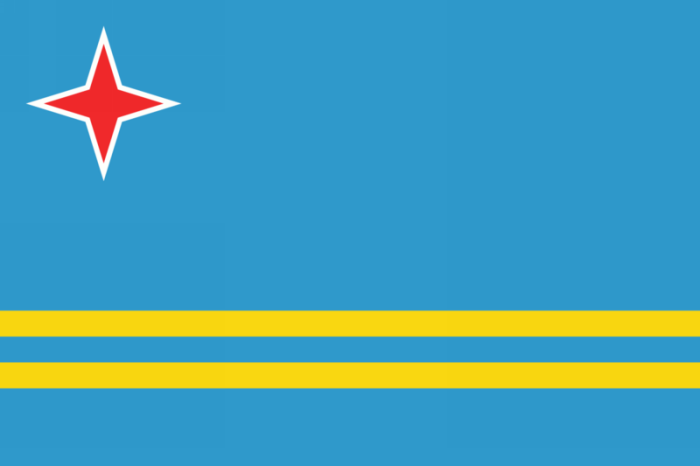 Aruban Flag Meaning   Blog Prestige Vacations Aruba