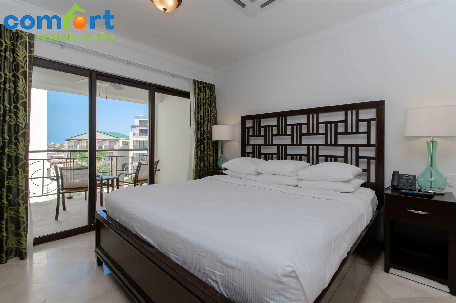 Wake up to paradise at the Banana Palm One-bedroom condo