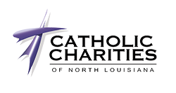catholic charities of north louisiana logo