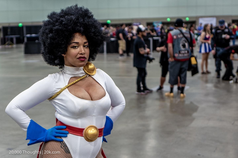 LA Comic Con 2018 Cosplay
