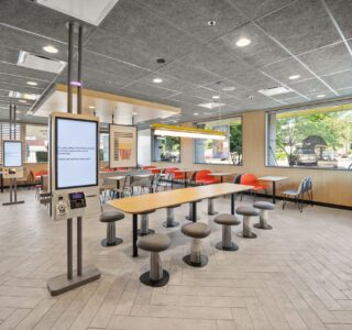 Northeast Construction to Work with McDonald's to Transform its Restaurants in Pennsylvania