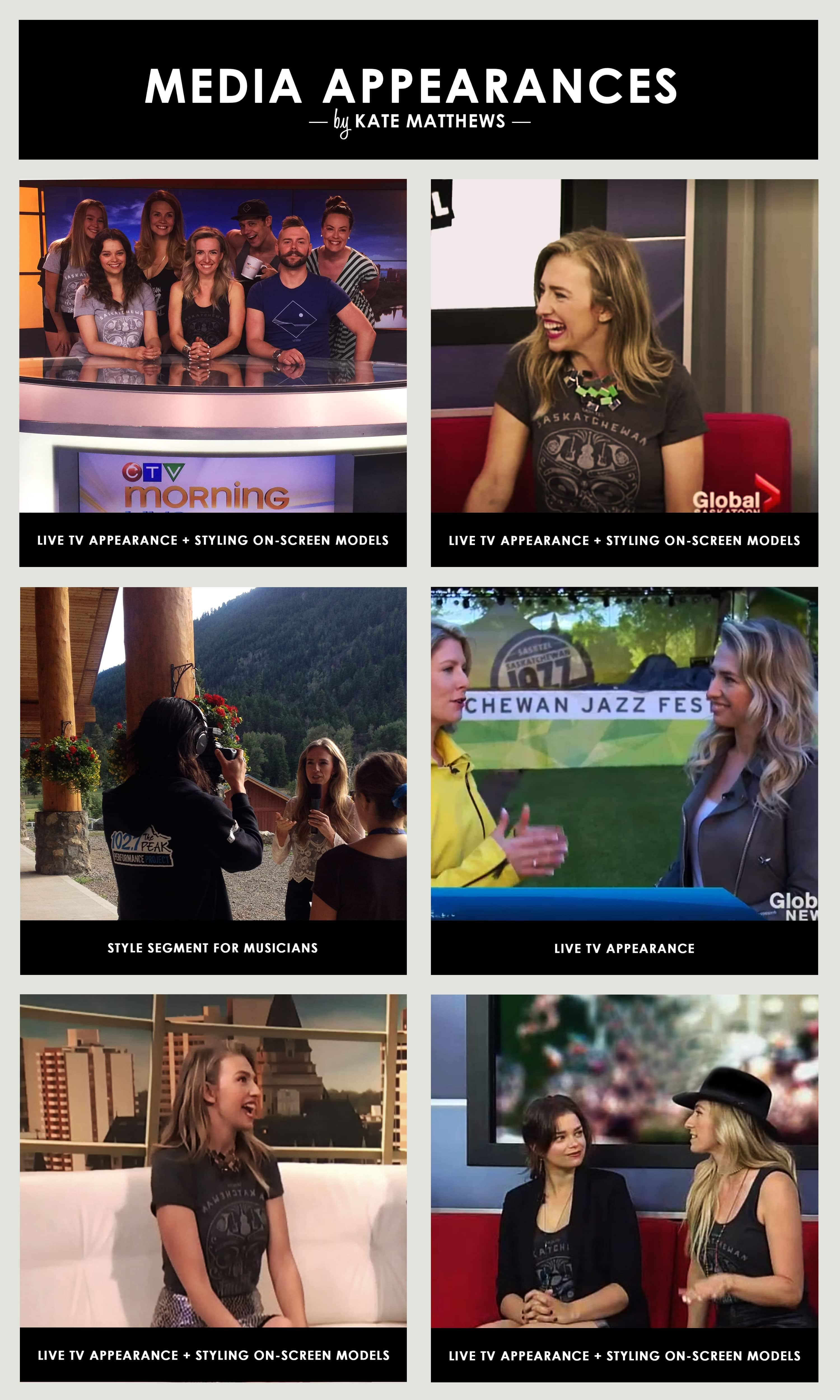 MEDIA-APPEARACNES-LIVE-TV-KATE-MATTHEWS-WARDROBE-STYLIST-FASHION