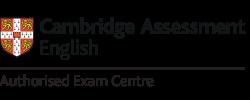 Логотип уповноваженого екзаменаційного центру RGB