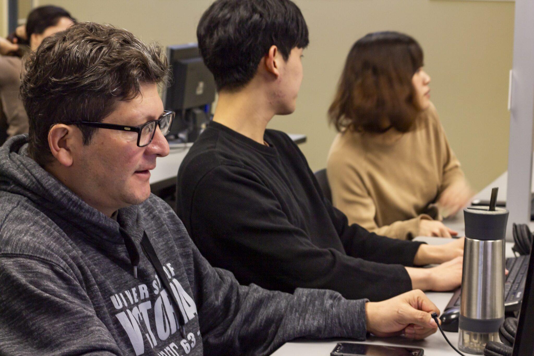 Компьютерная лаборатория GV Victoria