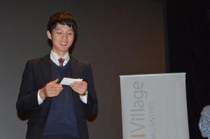 GV Victoria Alumni Speech