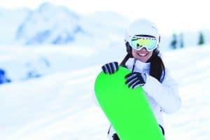 Winter Teen Activity