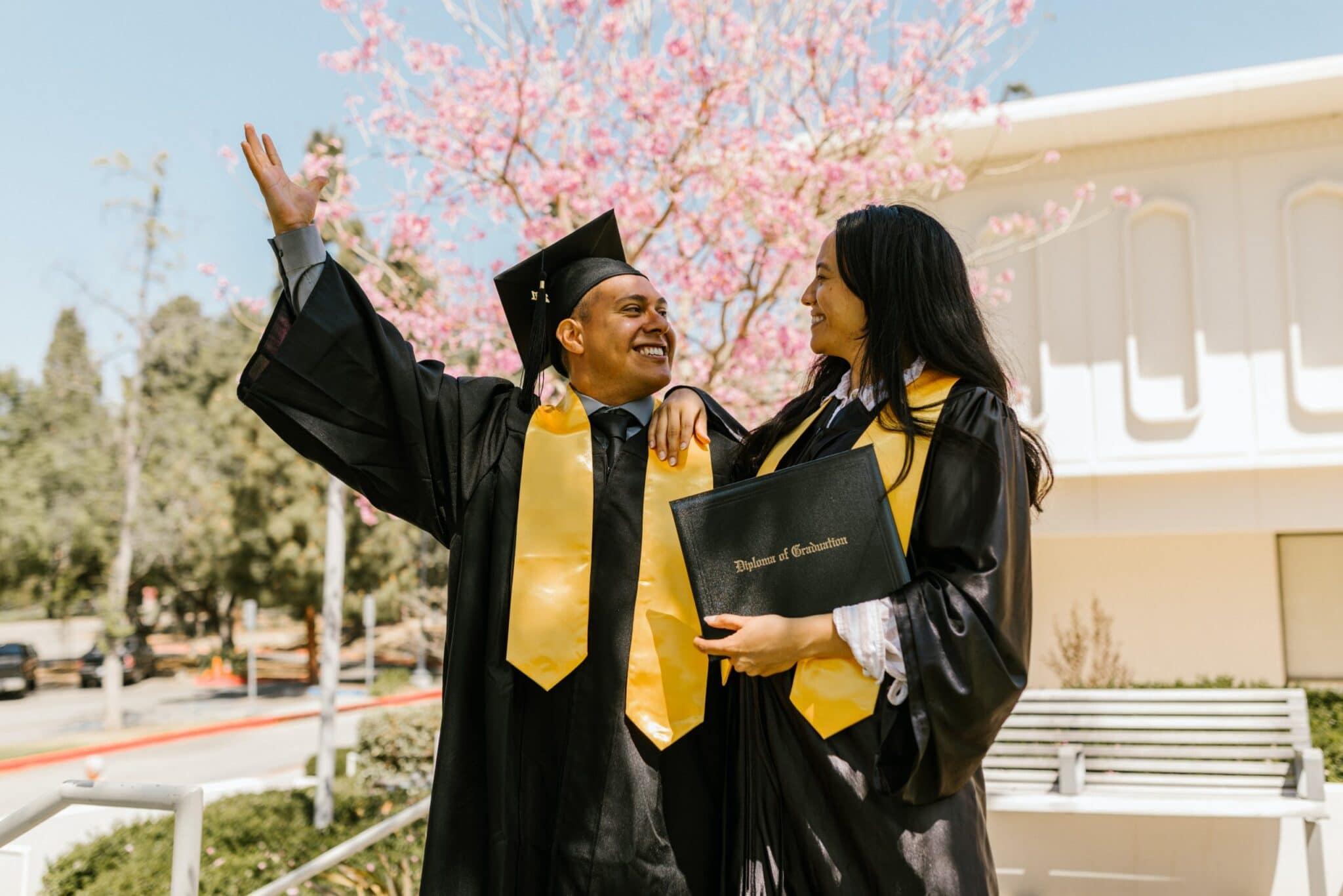 Happy Pathways Graduates