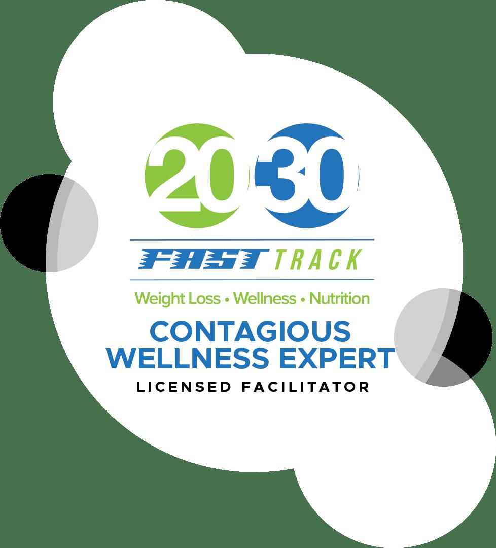 20/30 Fast Track - Contagious Wellness Expert Licensed Facilitator