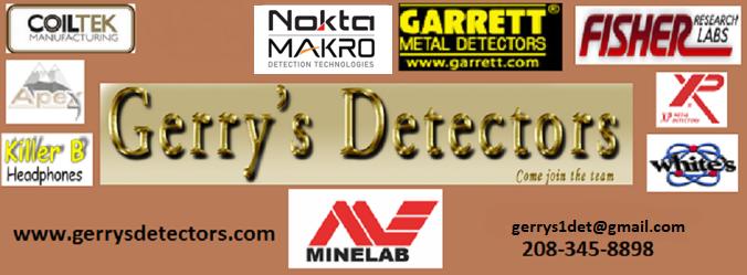 Gerry's Metal Detectors - Boise, ID