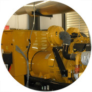Providing Generators, for sites such as Hospitals & Industrial Buildings.