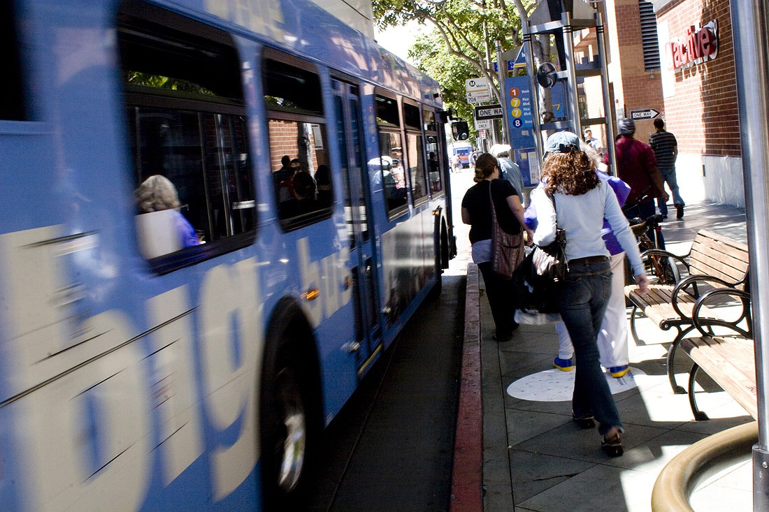 Santa Monica Big Blue Bus Ticket Vending/LEP