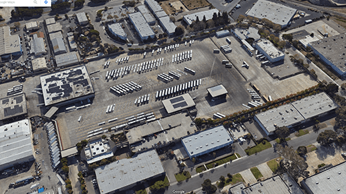 AC Transit (Oakland) Operating Facility Location Optimization