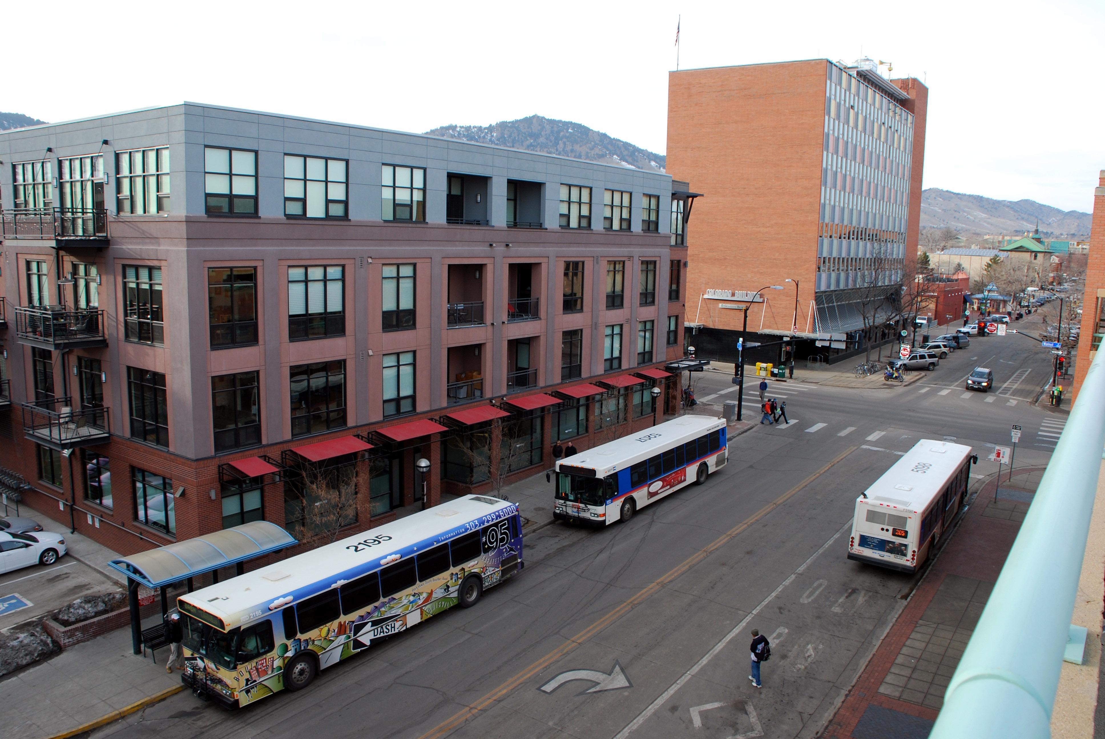 City of Boulder Transit Service Delivery Study