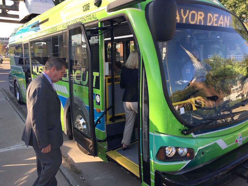 Nashville WeGo (MTA) Better Bus Project (Network Redesign)