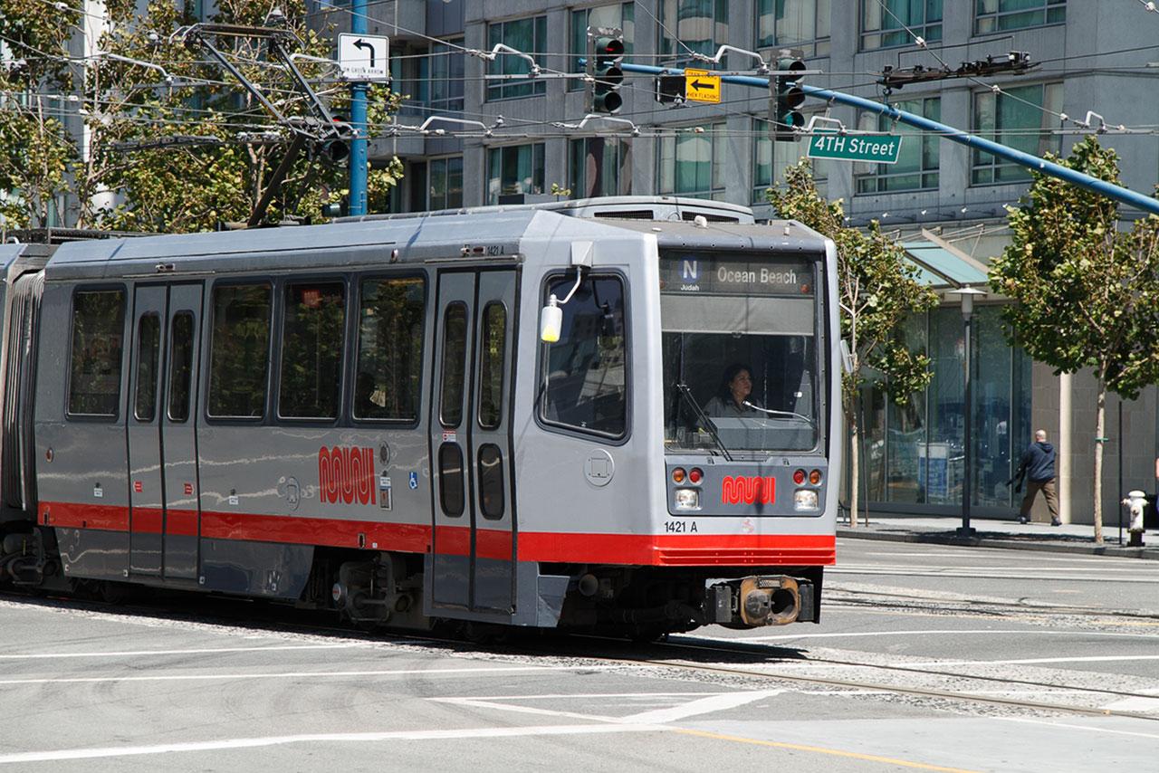 San Francisco Muni Metro LRT Schedule Redesign
