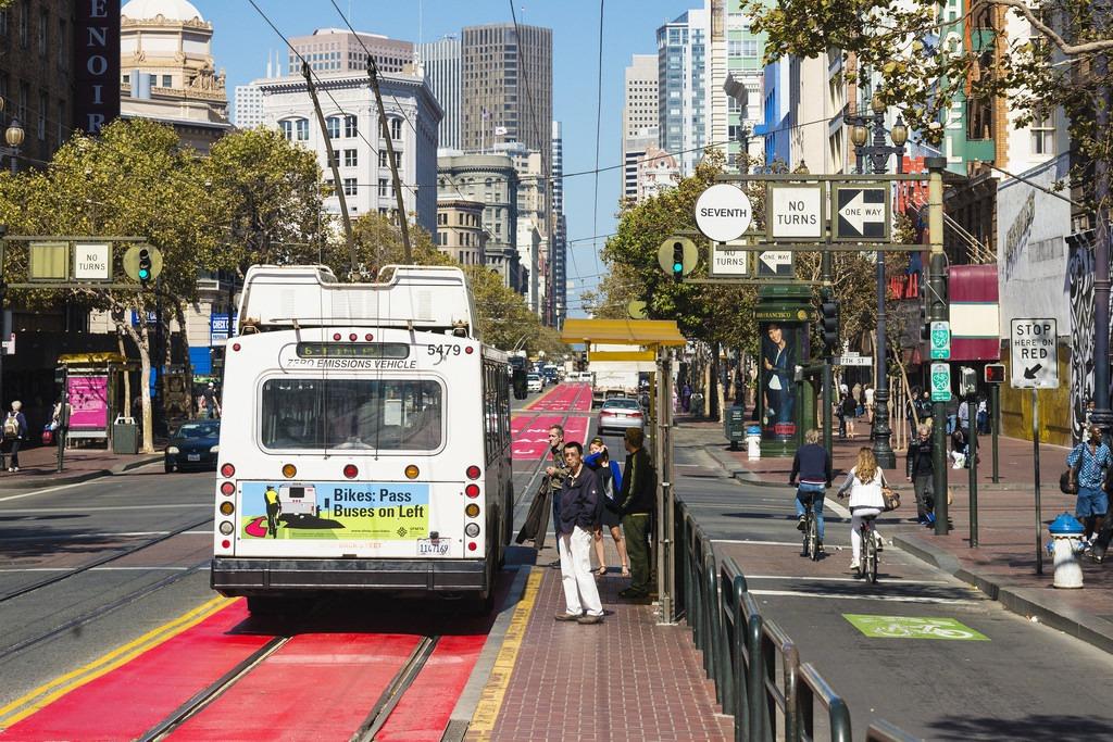 San Francisco Better Market Street