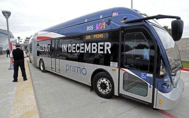 San Antonio Rapid Transit Network Plan