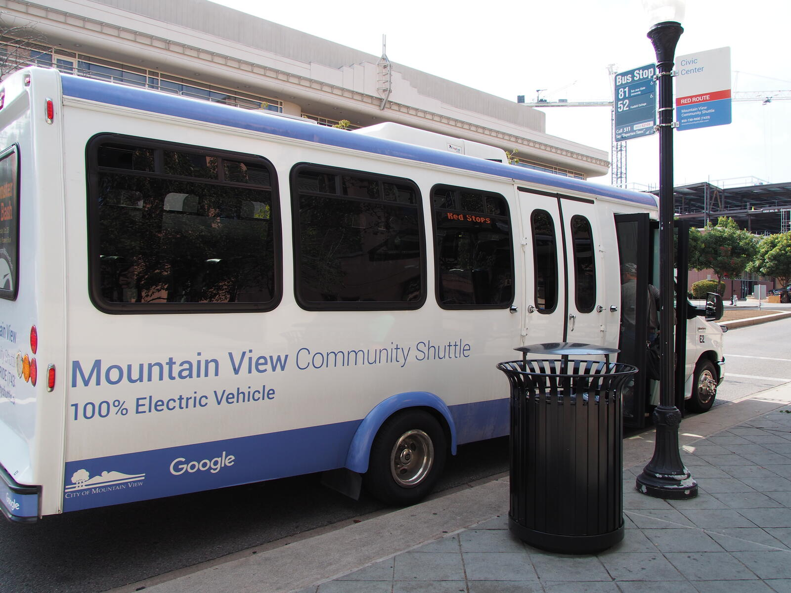 City of Mountain View Shuttle Study