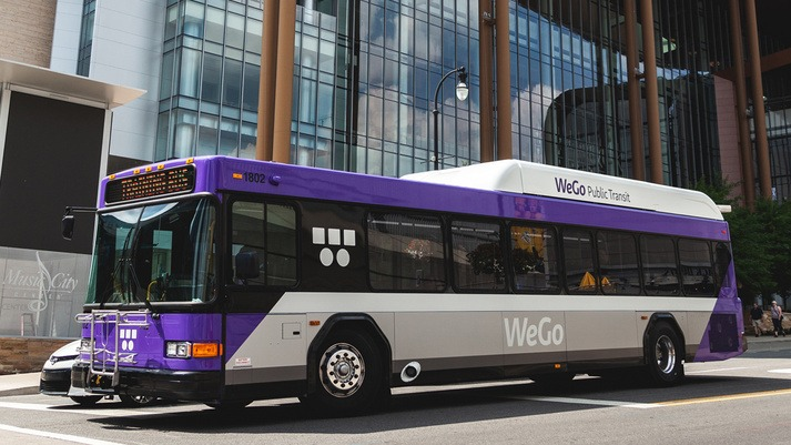 Nashville WeGo (MTA) Better Bus Project (Network Redesign)
