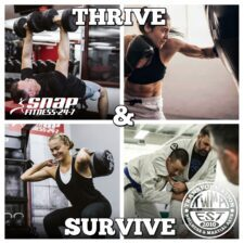 Snap Fitness Manchester Thrive and Survive