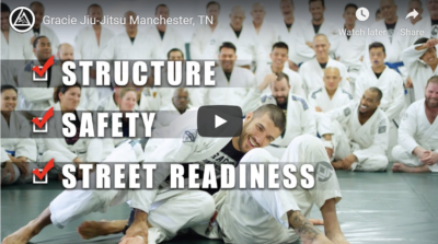 Gracie Jiu-Jitsu Manchester, TN Certified Training Center Tour