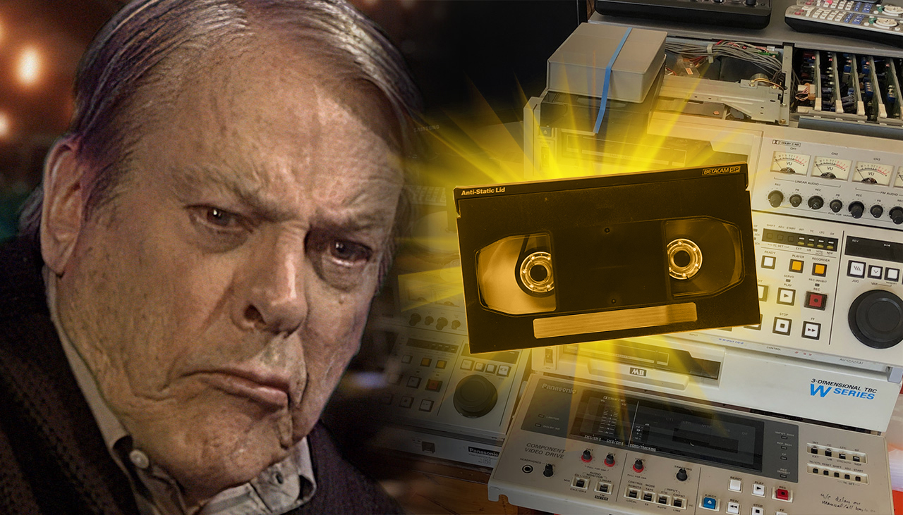 Tex Murphy and the Raiders of the Lost Tapes