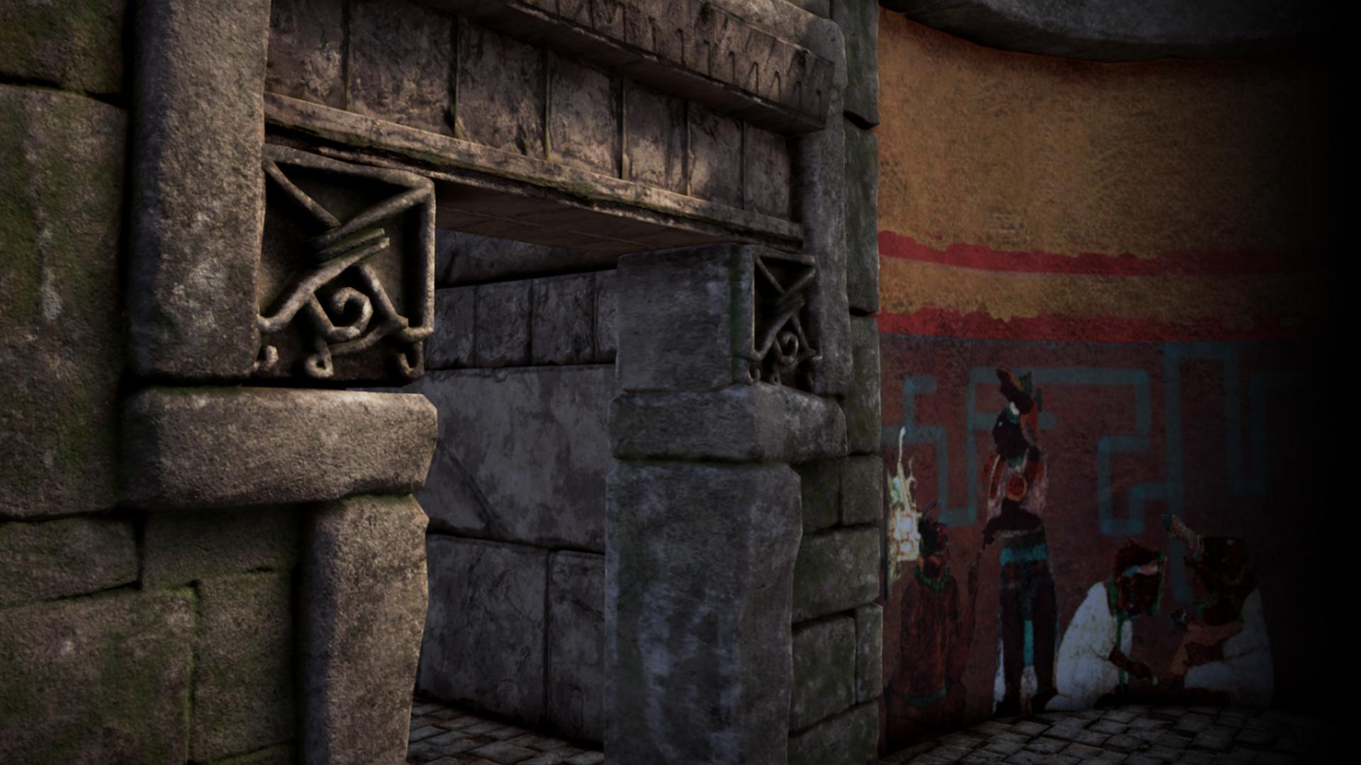 Mayan Temple Level Design