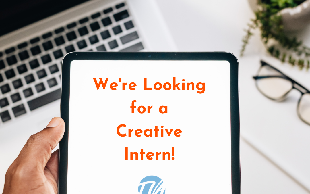 We're Hiring a Creative Intern!
