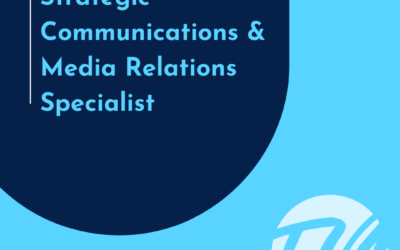 We're Hiring a Strategic Communications and Media Relations Specialist