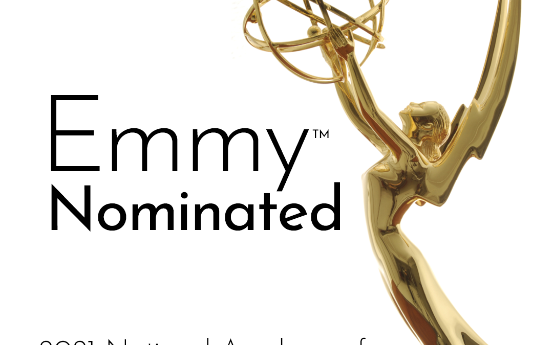 We're Emmy Nominated !