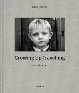 Growing Up Travelling, Jamie Johnson