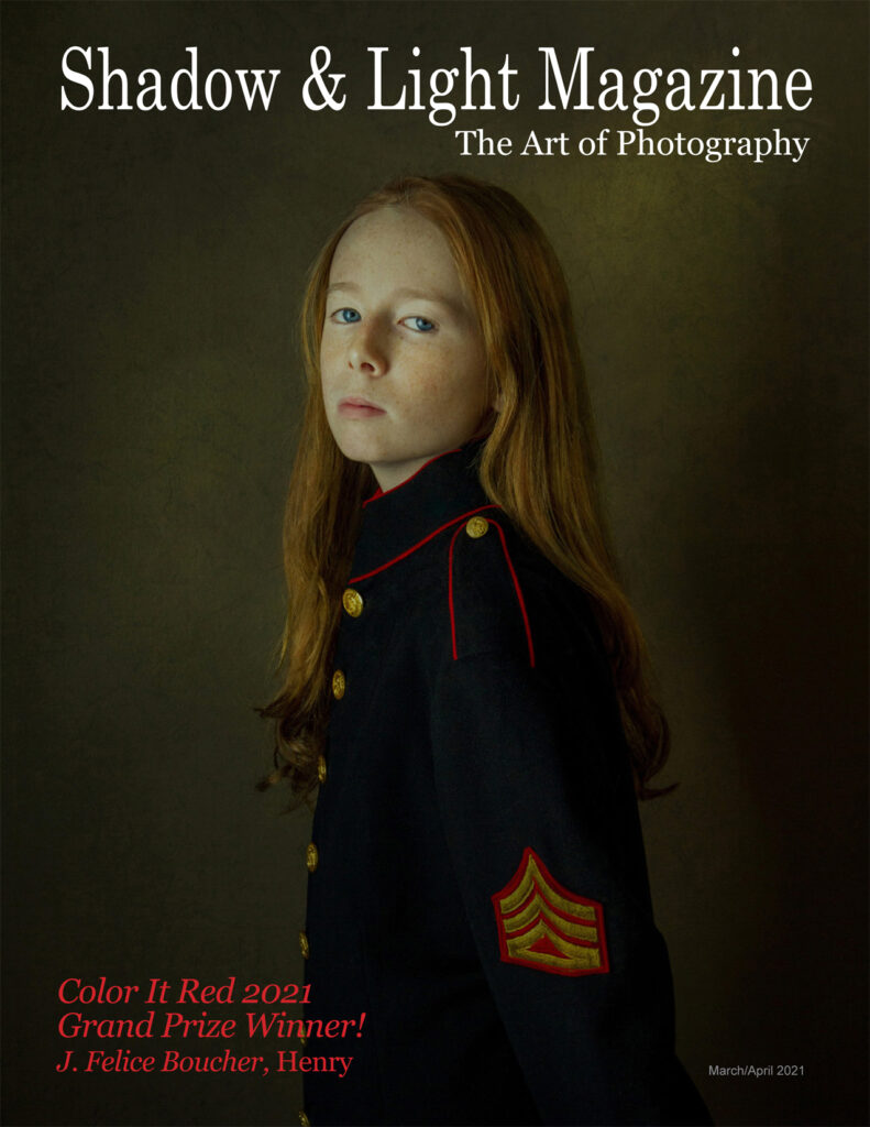 Shadow & Light Magazine, Felice Boucher