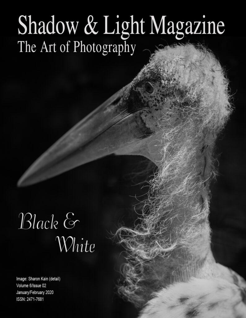 Shadow & Light Magazine-Black & White