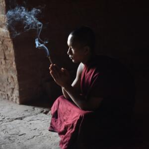 Buddhism II • Meredith Mullins