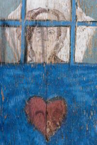 Blue Door Red Heart • Christopher Morse