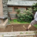 Garden Committee Work Day 2021