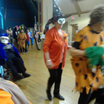 Over 60 Club Halloween Party