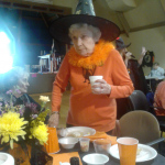Over 60s Club Halloween Party 2019