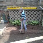 St. John's Garden Preparation 2019