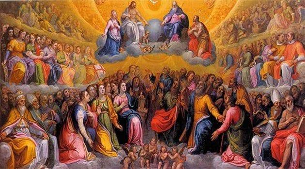 All Saints' Day – November 1, 2020