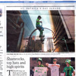 St Patricks Day Parade 2008