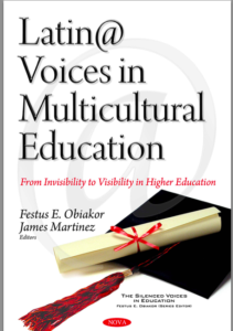Latin@ Voices is a must read for American educators.