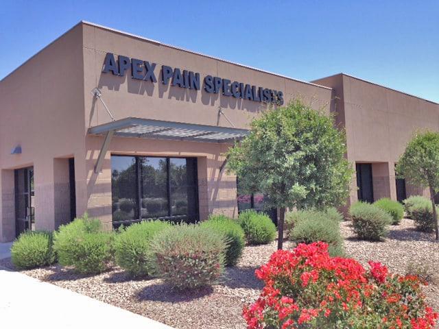 apex pain specialists chandler pain management