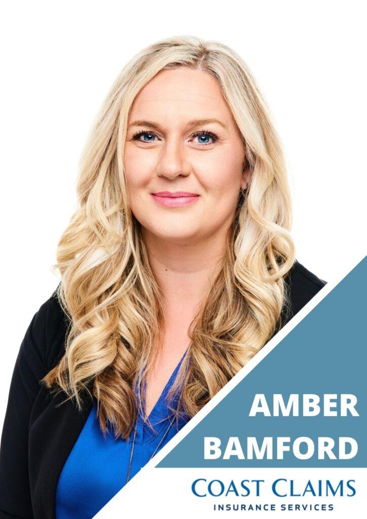 Amber Bamford, Adjuster