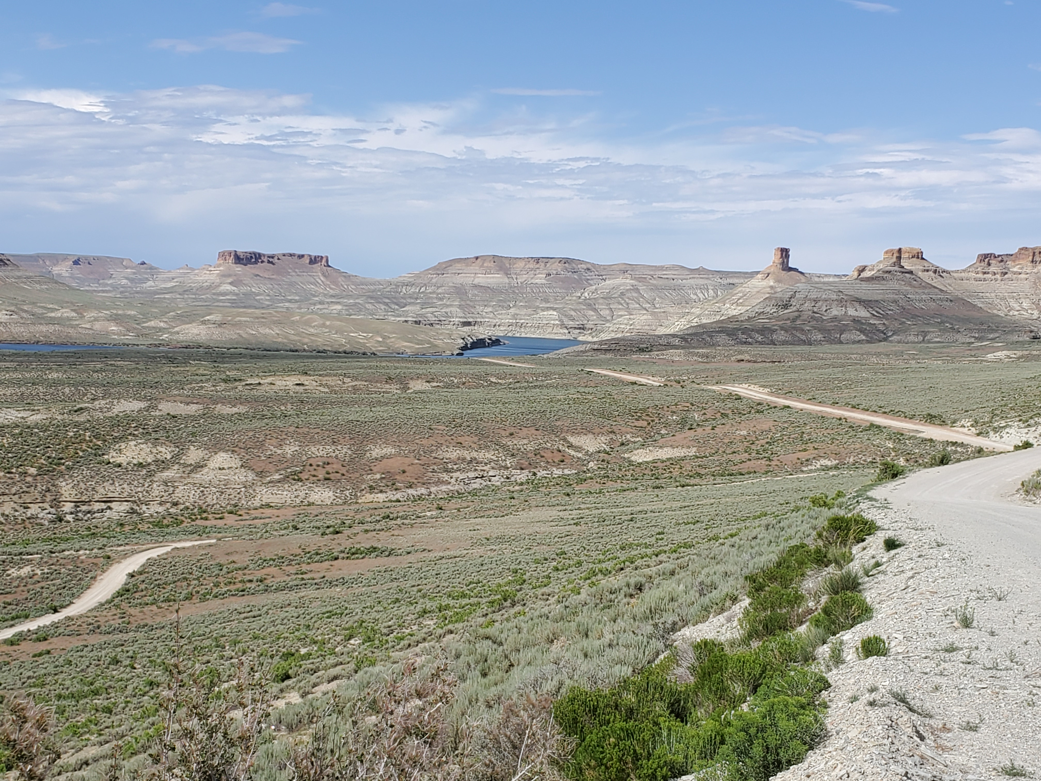 Firehole at Flaming Gorge