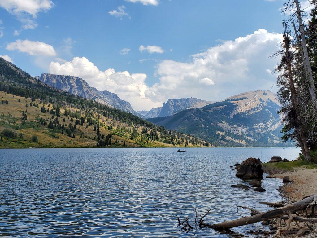 Green River Lake, WY