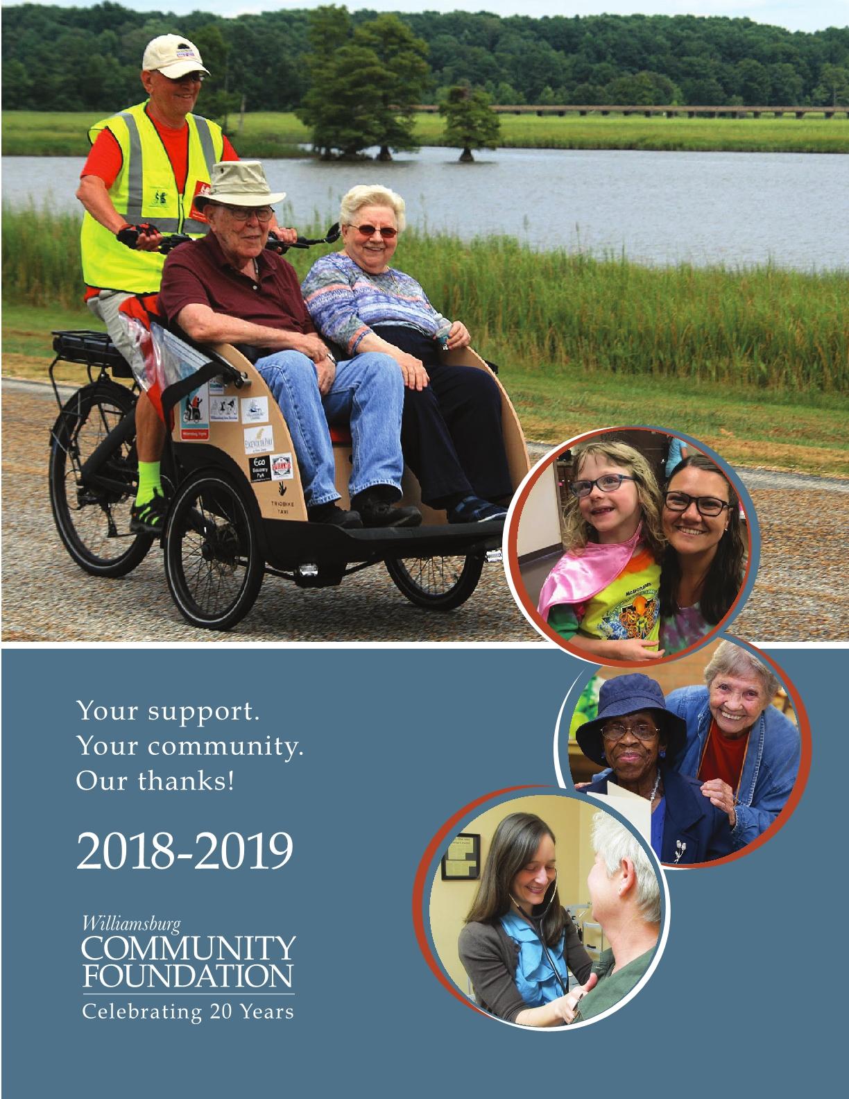 2018-2019 Annual Report