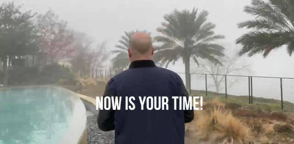 Michael D. Butler Says Move Forward – Your Time Is Now