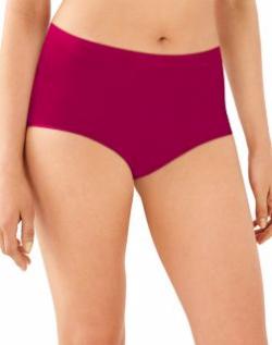 Women's Stretch Nylon Brief Panties